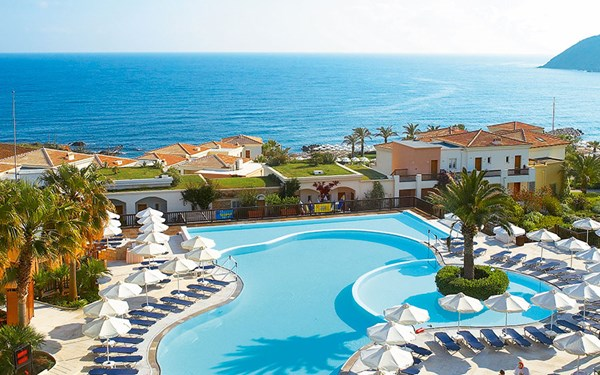 All inclusive familiehotel in Griekenland